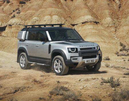 Daha Büyük Land Rover Defender Önümüzdeki 18 Ay İçinde Geliyor