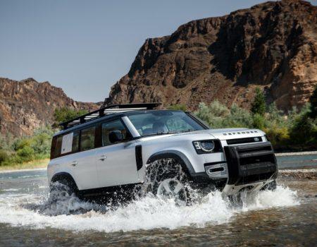 Land Rover Defender, 2021 Yılın Kadın Otomobili Ödülü'nü Kazandı