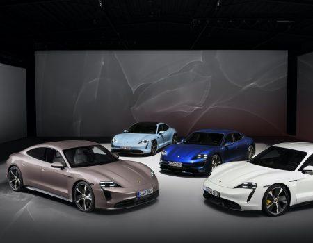 Bazı Porsche Taycan Modelleri Olası Süspansiyon Arızası Sebebiyle Geri Çağrılıyor