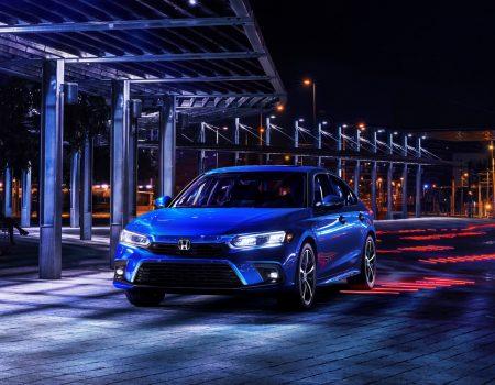 Yeni Nesil Honda Civic Amerika'da Tanıtıldı
