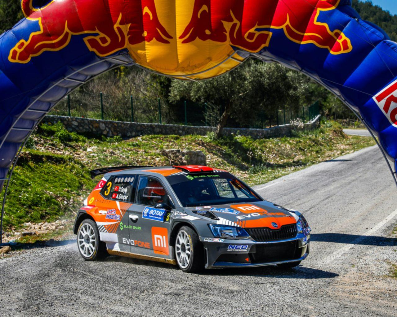 Shell Helix 2021 Türkiye Ralli Şampiyonası Eskişehir'de Başlıyor