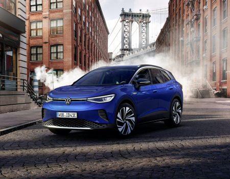 Volkswagen ID.4'e Dünyada Yılın Otomobili Ödülü