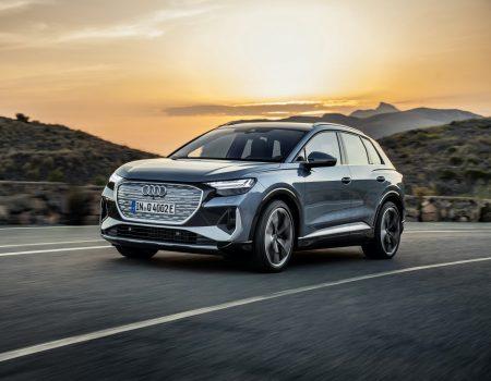 Audi Q4 e-tron Arkadan İtiş ve Dört Tekerlekten Çekişli Olarak Geliyor