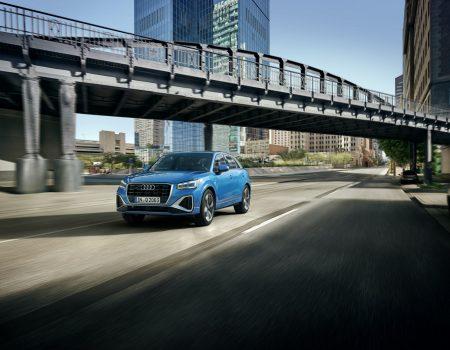Yenilenen Audi Q2 Türkiye'de Satışa Sunuldu