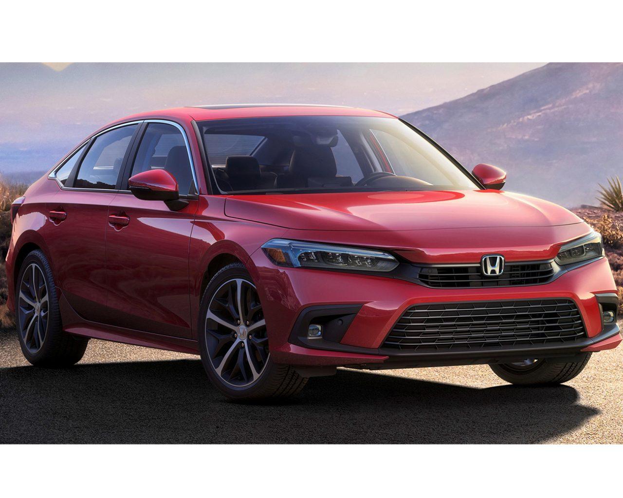 Yeni Nesil Honda Civic Sedan'ın İlk Görseli Ortaya Çıktı