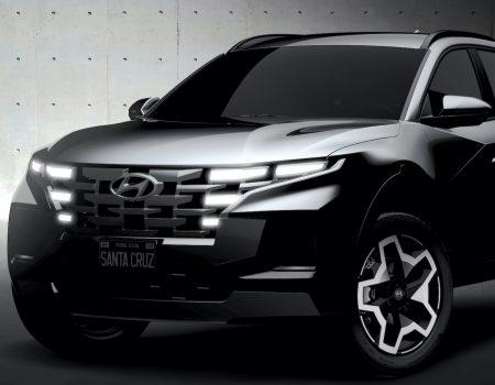 Hyundai Santa Cruz'dan İlk Bilgileri Paylaştı