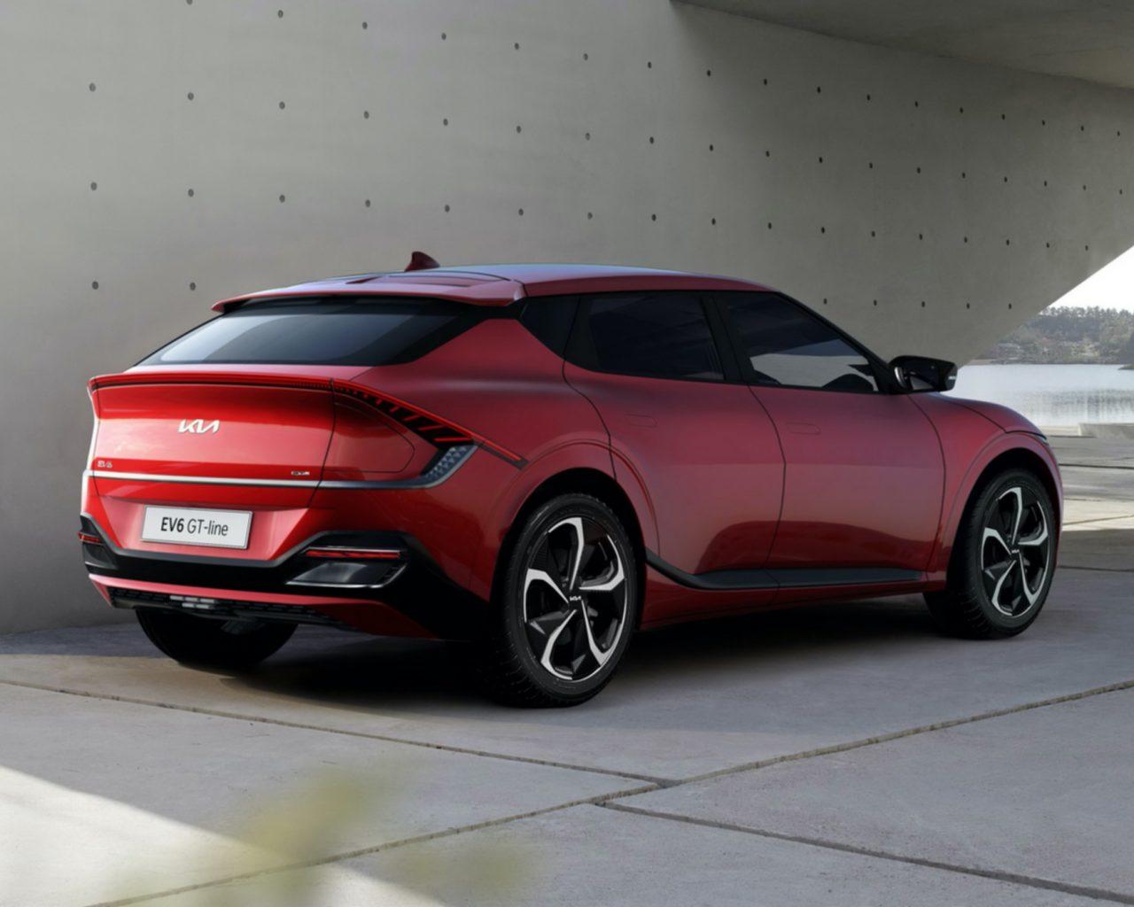 Kia, EV6 Modeline Kore'de 24 Saat İçinde 21.000 Rezervasyon Aldı