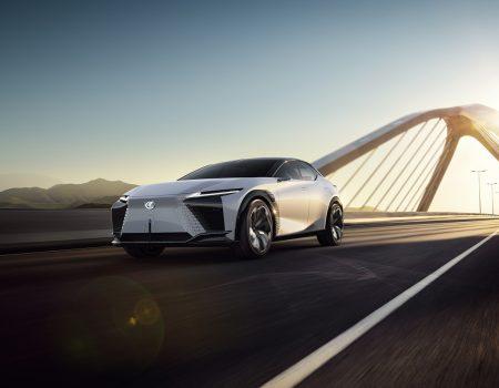 Lexus 2025'e Kadar 20 Elektrik Motorlu Model Tanıtacak