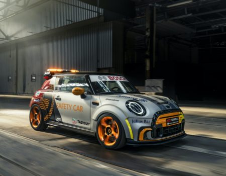 FIA Formula E Güvenlik Aracı MINI ELECTRIC Pacesetter Oldu