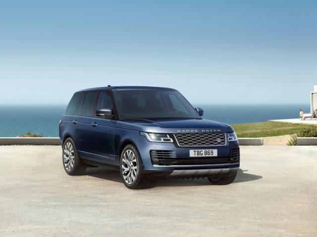 Range Rover'ın Westminster ve Westminster Black Edition Donanım Paketi Seçenekleri Türkiye'de
