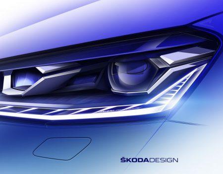 Škoda, Yeni Nesil Fabia'nın Tasarım Detaylarını Paylaştı