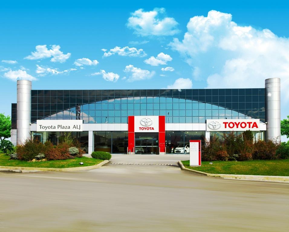 Toyota Plaza ALJ Ankara Avrupa'nın En İyi Bayileri Arasında Yerini Aldı