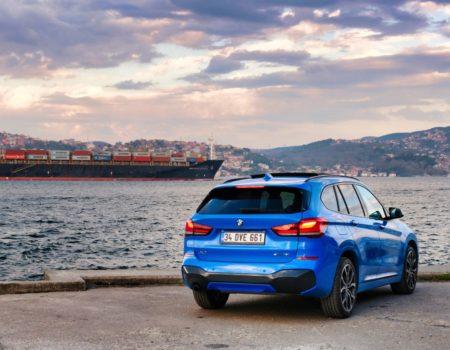 Milli Voleybolcu Meryem Boz BMW X1'in Direksiyonuna Geçti