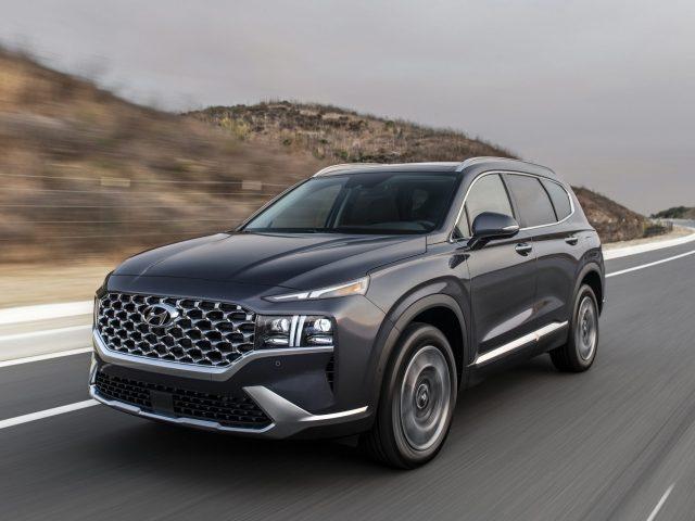 Hyundai Elantra ve Santa Fe, IIHS'den Top Safety Pick Ödülünü Aldı