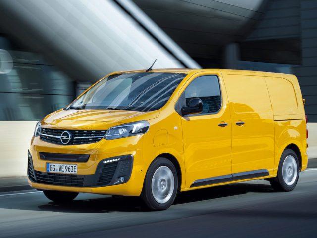 """Yeni Opel Vivaro-e """"2021 Yılın Uluslararası Vanı"""" Seçildi"""