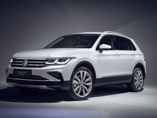 Volkswagen Yenilenen Tiguan Allspace'i Tanıtmaya Hazırlanıyor