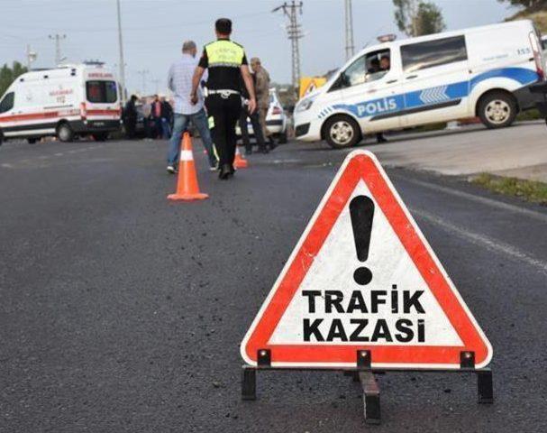 """""""Kadınlar Daha Az Trafik Kazası Yapıyor"""""""